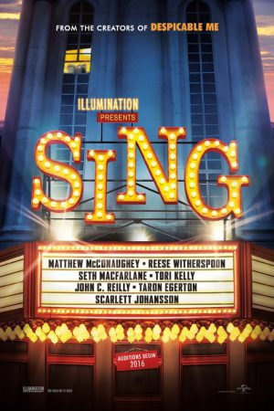 Sing (2017)- Film review