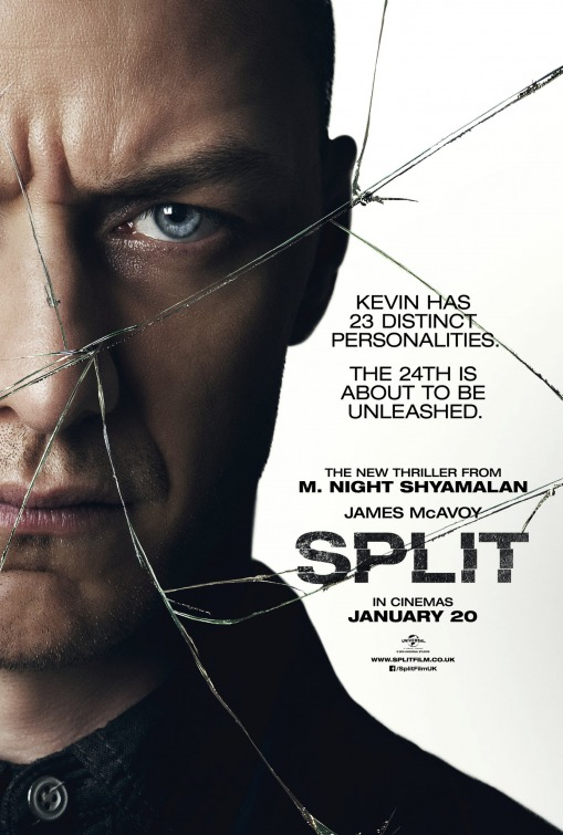 Split (2017)-Film review