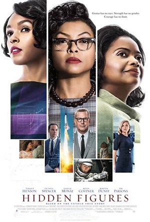 Hidden Figures (2017)-Film Review