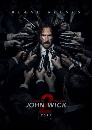 John Wick Chapter 2 (2017)-Film review