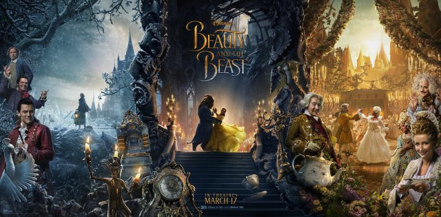 Beauty and the Beast (2017)-Film review