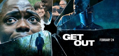 Get Out (2017)-Film Review